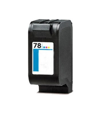 CARTOUCHE COMPATIBLE HP C6578A TRI-COLOR