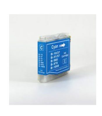 IB-51C / LC-51C CARTOUCHE COMPATIBLE CYAN LOW CAPACITY