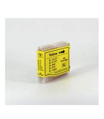 IB-51XLY / LC-51XLY CARTOUCHE COMPATIBLE JAUNE HIGH CAPACITY