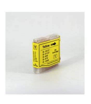 IB-51Y / LC-51Y CARTOUCHE COMPATIBLE JAUNE LOW CAPACITY