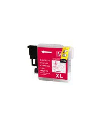 IB-65M / LC-65M CARTOUCHE COMPATIBLE MAGENTA HIGH CAPACITY
