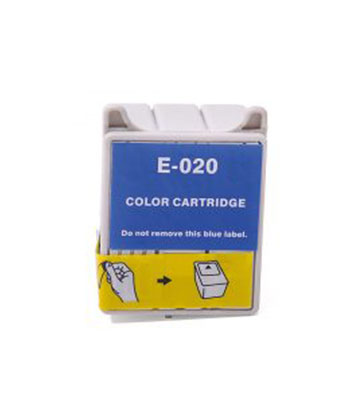 IE-020 TRI-COLOR CARTOUCHE COMPATIBLE