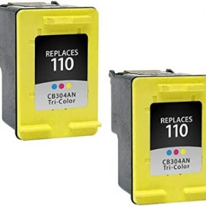 IH-110*R* / HP 110 Tri-Color CARTOUCHE COMPATIBLE REMANUFACTURED